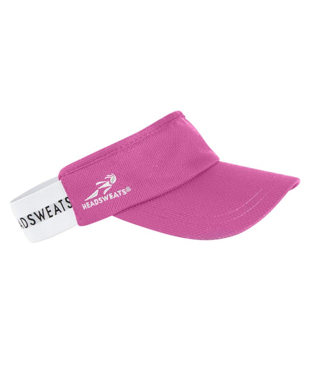 Headsweats Supervisor Sun Visor - Pink Fusion by Headsweats
