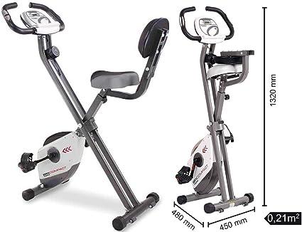Toorx BRX Compact – Bicicleta estática plegable: Amazon.es ...