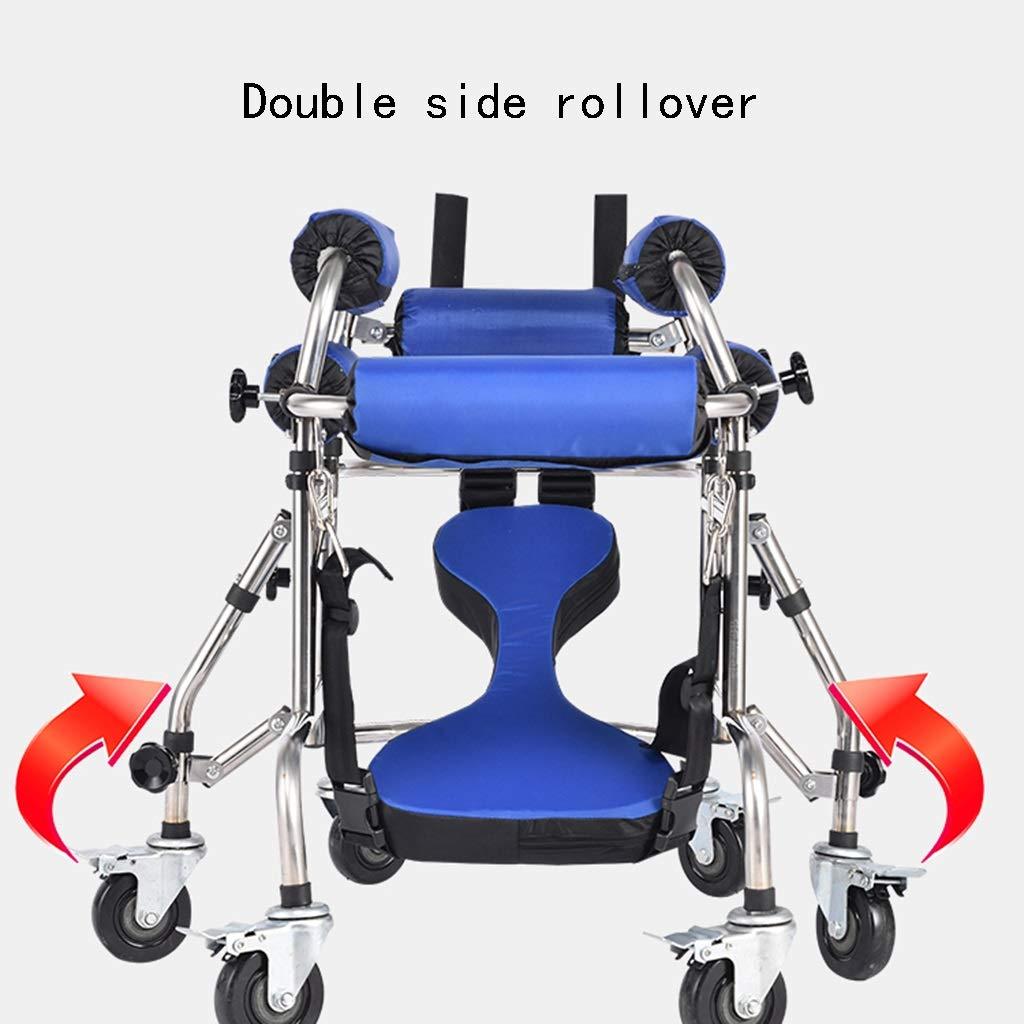 LYXPUZI Equipo de rehabilitación para niños de pie/Andador para ...