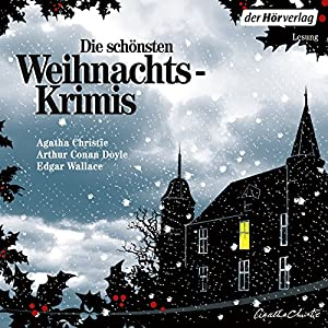Die schönsten Weihnachtskrimis Audiobook