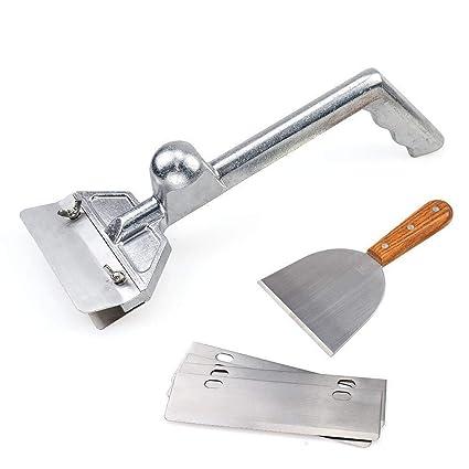 Amazon.com: SHANGPEIXUAN - Rascador de parrilla de aluminio ...