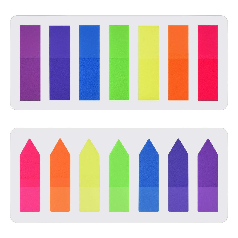 Febbya Haftmarker Film Page Marker Note Flags 8 Sets 1120 St/ück Plastik Lesezeichen Text f/ür Seite Marke Hand Konto Rezepte Tagebuch Zeitschriften und Lehrbuch