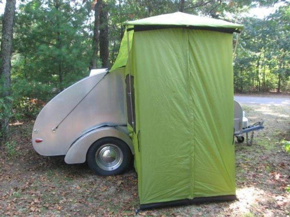 Camp Inn Teardrop Trailer Side Tent