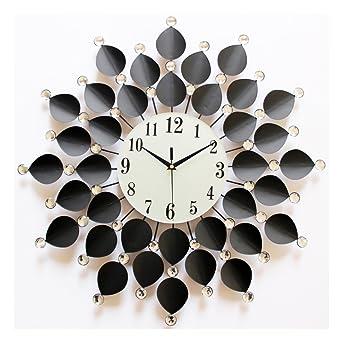 Reloj de Pared Reloj de Pared Moderno Europeo Simple de la decoración de la Pared de