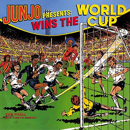 Junjo Presents: Wins the World Cup by Greensleeves Records
