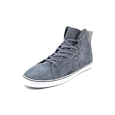 Super Qualität neu authentisch kostenloser Versand Vans Bennett Hi Womens Gray Suede Sneakers Shoes Size ...