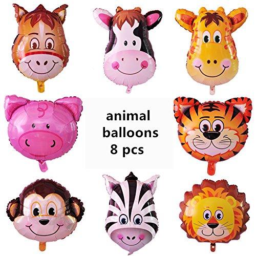 Zebra Mylar Balloon - 4