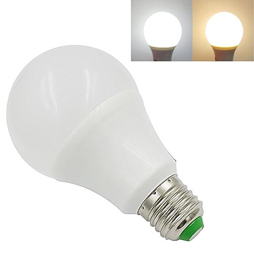 LED V AC bombilla 220 10E27 V 110 E27 Pack 120 de V Globo jGMLSVqUzp
