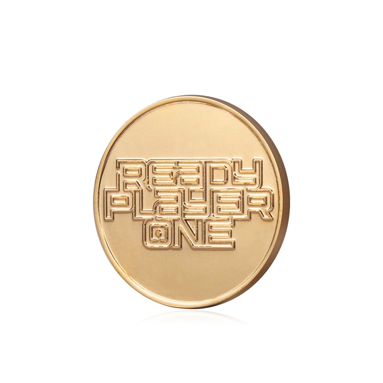 ValuePack Extra Life Coin RPO Cosplay Props Neuester Film Zubeh/ör Replik Fancy Dress Schmuck Geschenk f/ür Erwachsene Sammlung