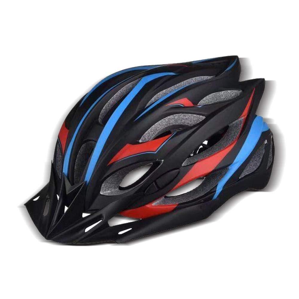 Relddd Bicycle Helmet Made of EPS+PCFahrrad Helm Hergestellt von Eps + pc Fahrrad Fahrrad Helm Fahrrad integriert Fahrradhelm