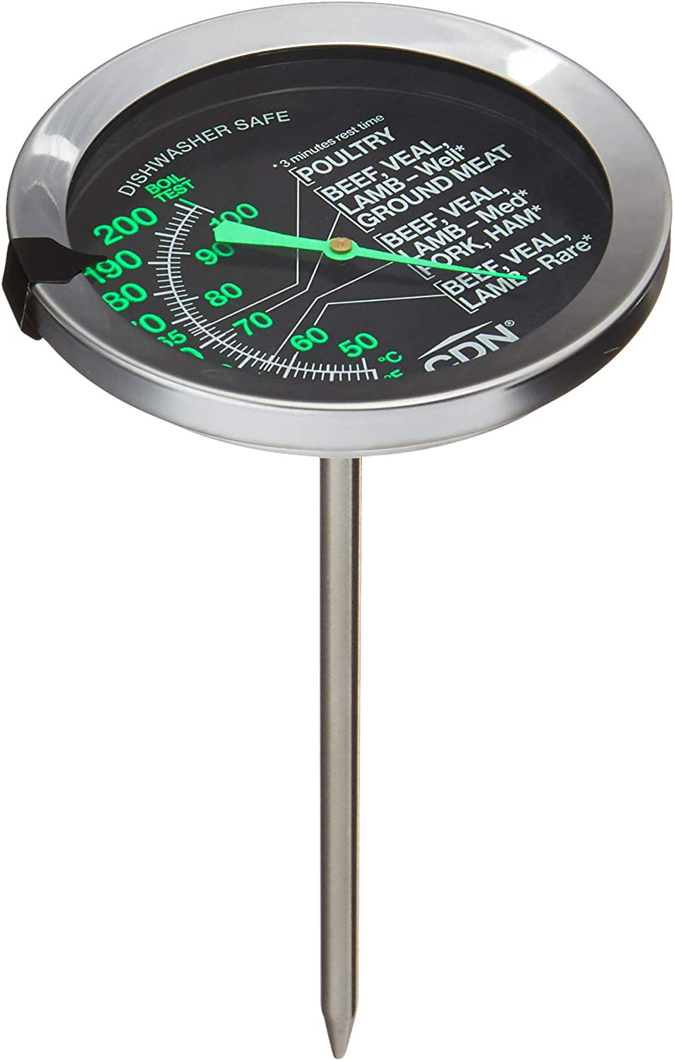 CDN ProAccurate Oven Thermometer, Pack of 1