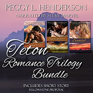 Teton Romance Trilogy Bundle Audiobook