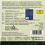 Complete Sibelius Recordings On DG [5 CD/Blu-ray