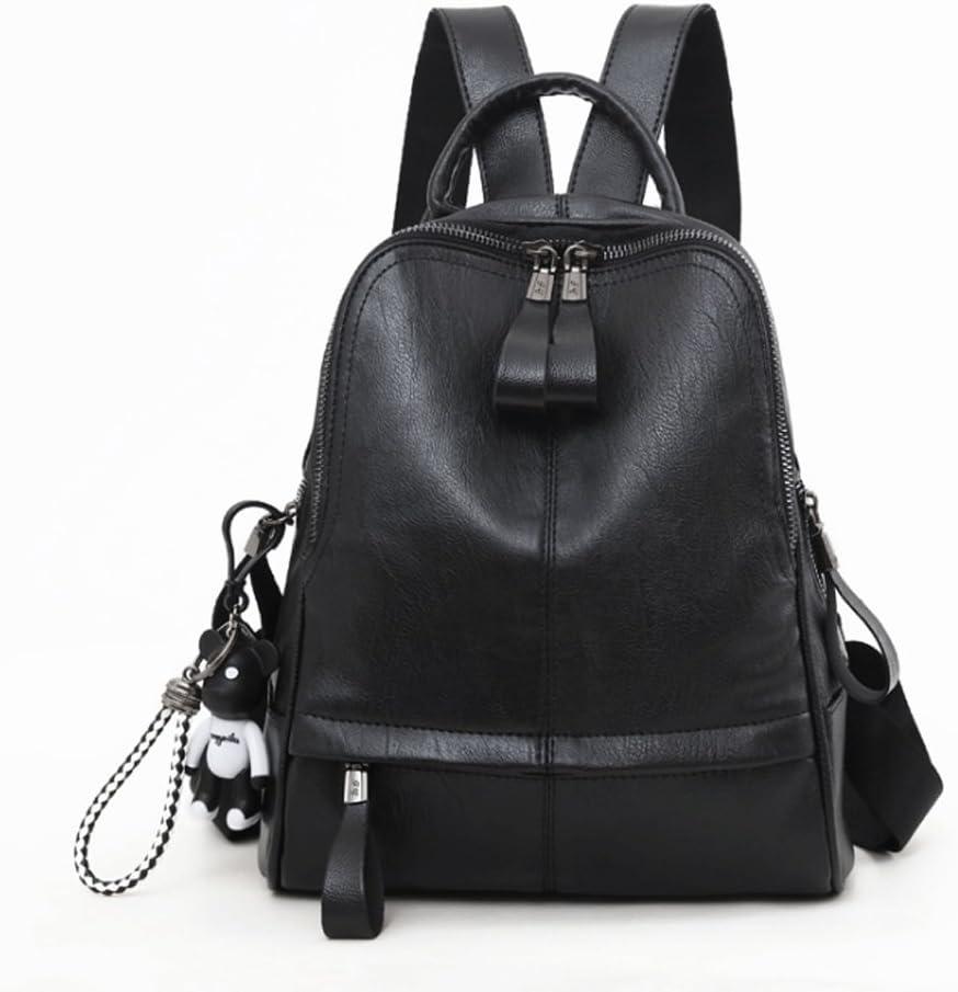 GJ Backpack Female Leisure Bag School Bag Traveling Backpack Sports Backpack Size : M-291532cm
