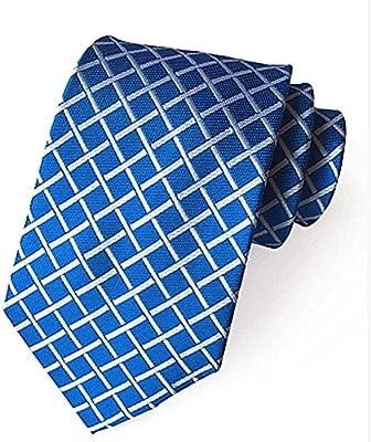 Corbata casual de negocios para hombre Lazo profesional de la tela ...