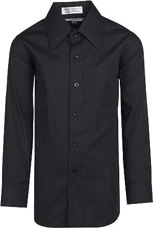 Tuxgear Boys Designer Button Down Dress Shirt