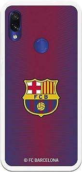 Funda para Xiaomi Redmi Note 7-Note 7 Pro Oficial del FC Barcelona: Amazon.es: Electrónica