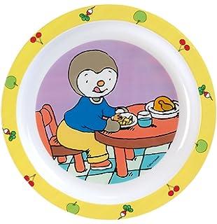 Rouge 16 x 16 x 3,5 cm FUN HOUSE 005388 PATPATROUILLE Bol Micro-ondable pour Enfant PP