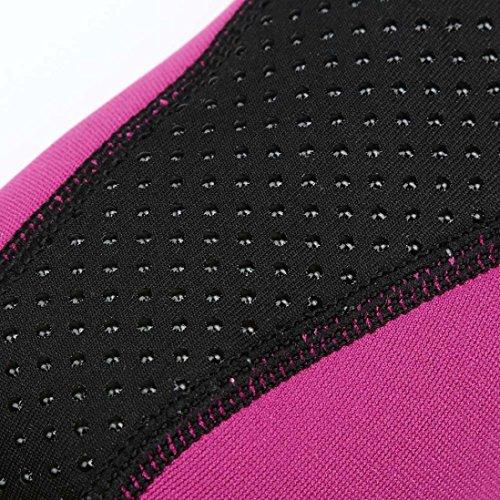 Herren Damen Barfuß Wasser Schuhe Unisex Aqua Shoes für Strand Schwimmen Surf Yoga Von cinnamou Pink
