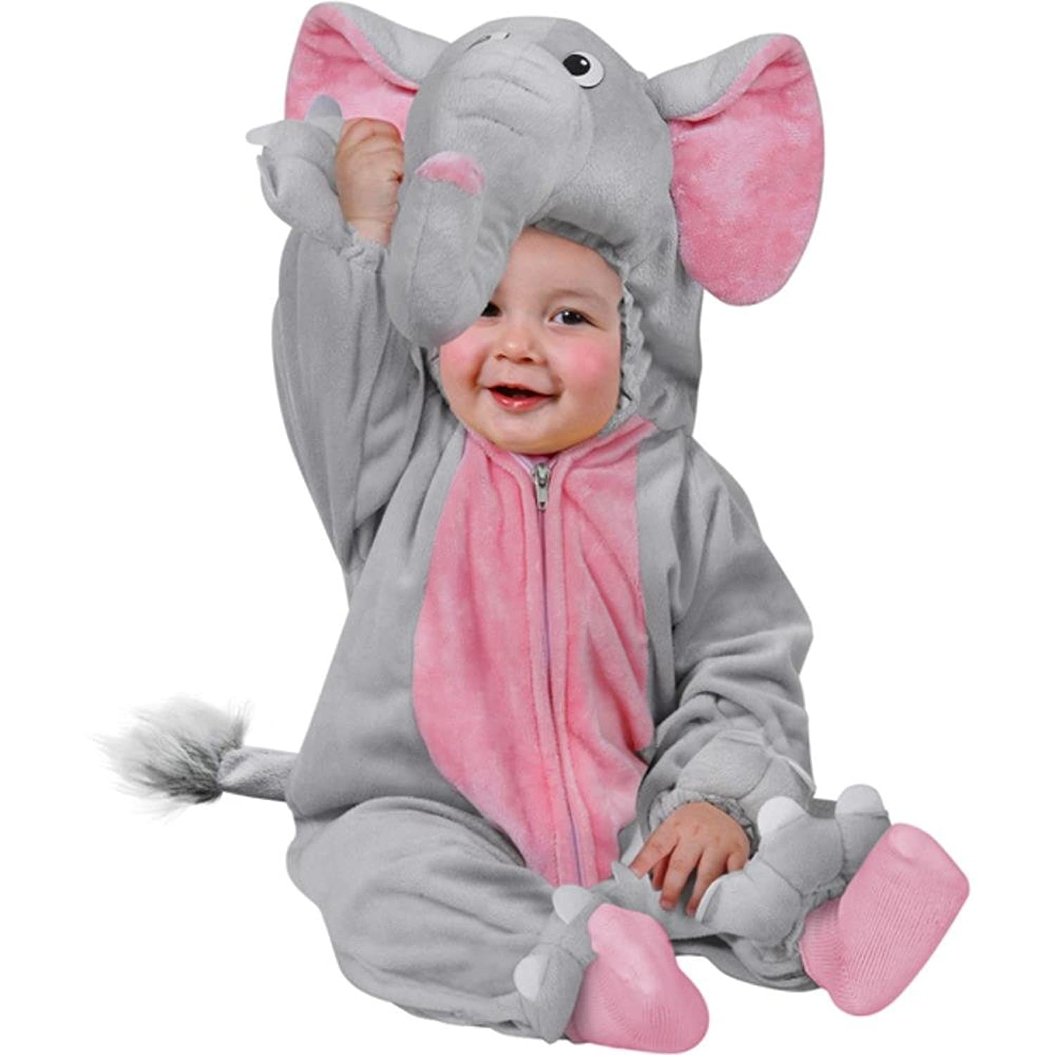 Princess Paradise Unisex-baby Adorable Elephant Costume