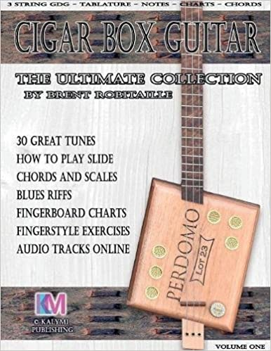 Amazon.com: Cigar Box Guitar - The Ultimate Collection: How to Play ...