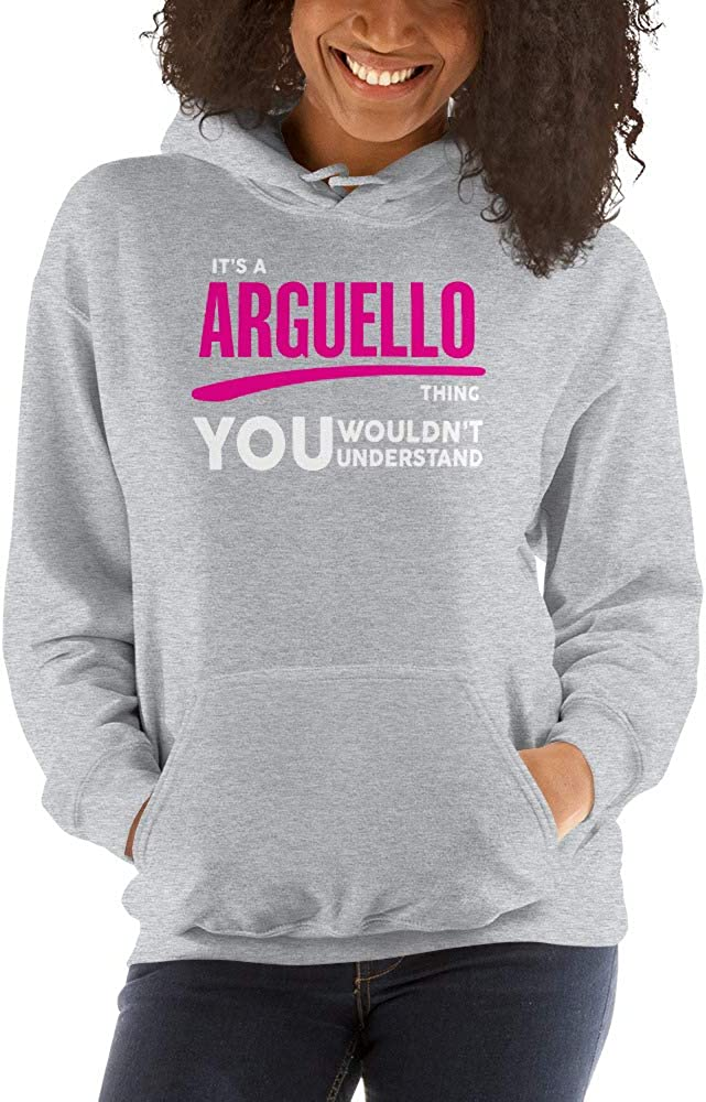 You Wouldnt Understand PF meken Its A ARGUELLO Thing