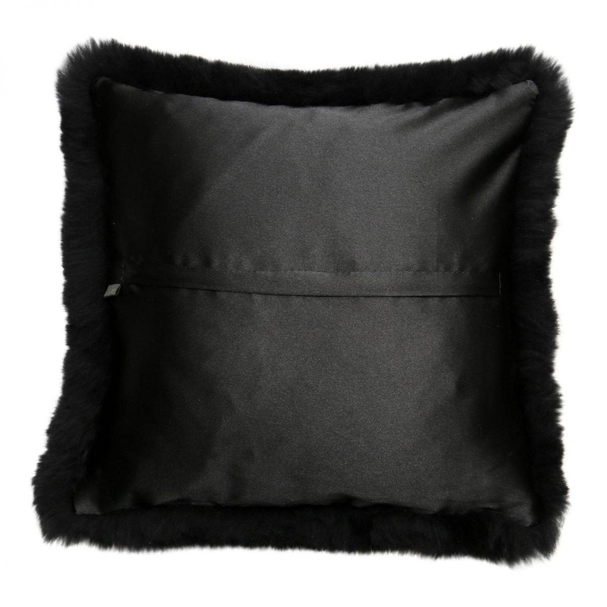Hollert German German German Leather Fashion Lammfellkissen - Merino GESCHOREN 45 x 45 cm Echtfell Inclusive Innenkissen aus Dauen Farbe Weiß B01I3IXHHI Zierkissen 01d31d