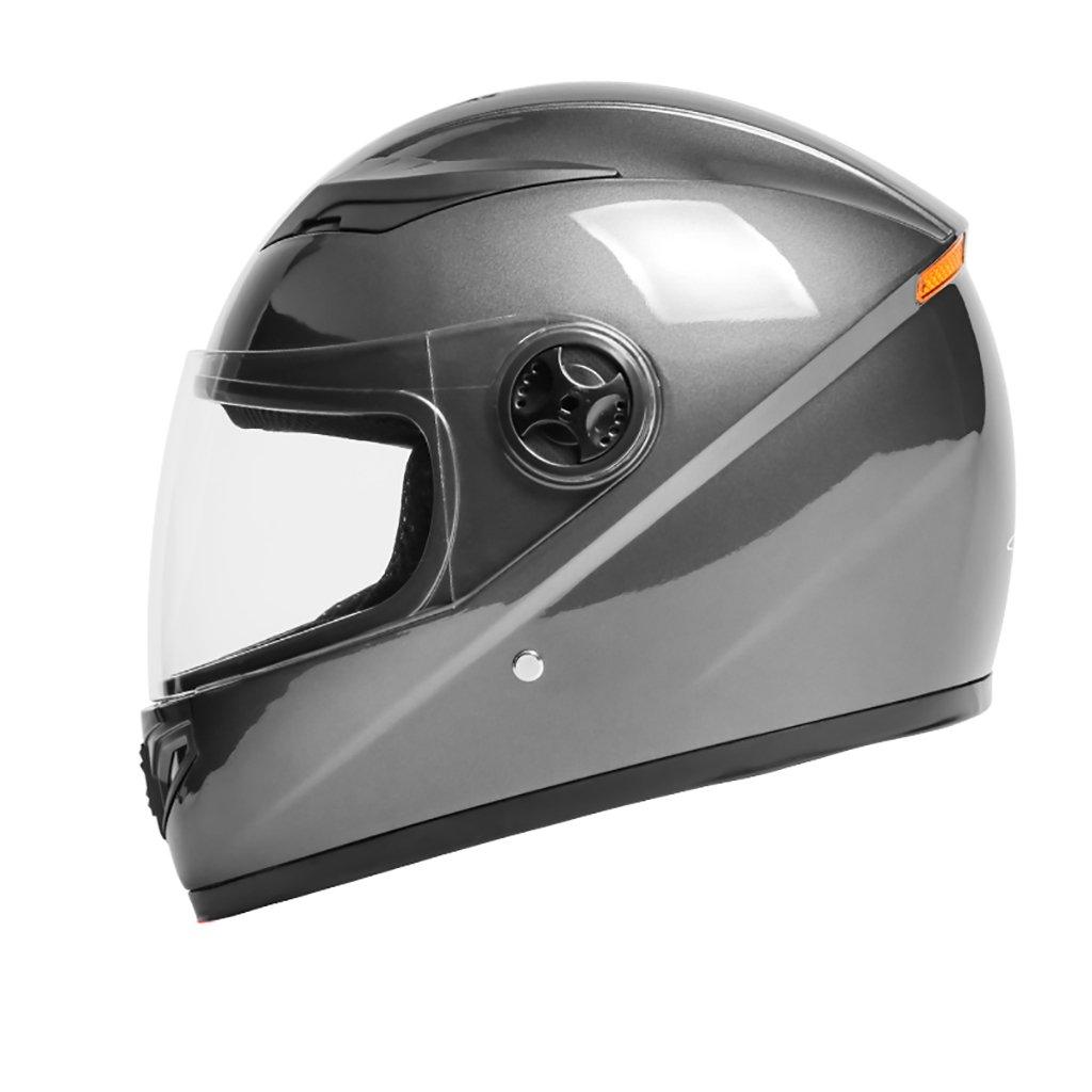 【同梱不可】 ヘルメット ヘルメット/メンズMオートバイヘルメット夏日保護ヘルメットフォーシーズンユニバーサルマルチカラー軽量パーソナリティファッションヘルメット (色 (色 : black) Matt black) B07D8SPRL6 グレー グレー グレー, カサハラチョウ:1166d6e0 --- a0267596.xsph.ru