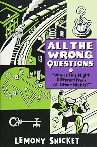 """""""Why Is This Night Different from All Other Nights?"""" (All the Wrong Questions)"""