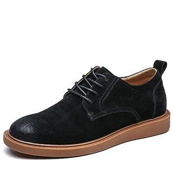 5ca33f31b7f863 YXLONG Tooling Stiefel Herren Herbst Leder-Retro-Männer-Schuhe Koreanische  Version des Trends