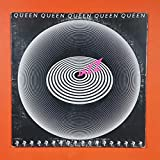 QUEEN Jazz 6E 166 Sterling LP Vinyl VG Cover VG GF Sleeve
