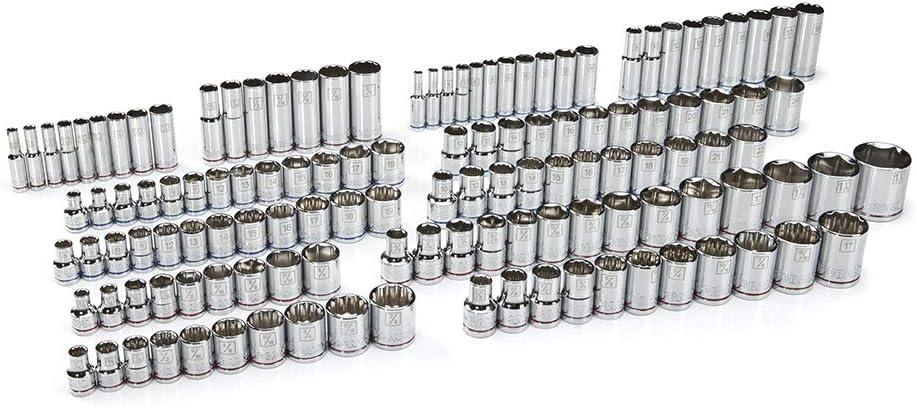 Inch//Metric Kobalt 856855 300-Piece Advanced Mechanics Tool Set in Foam Trays