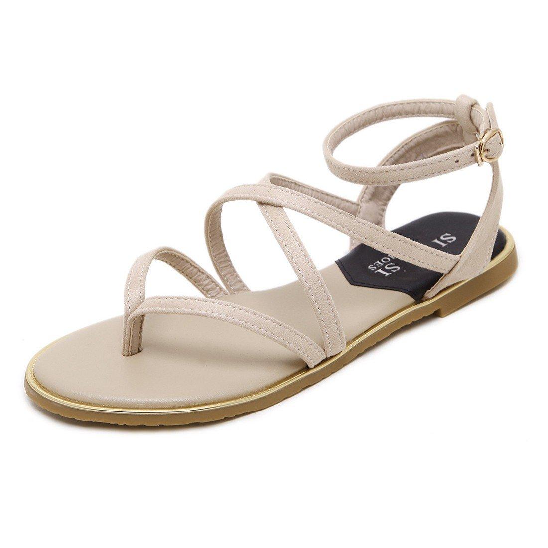 8f9e78fb Buena RFF-Zapatos de primavera, verano y otoño Sandalias de mujer versión  coreana de