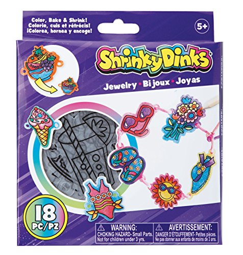 Shrinky Dinks Jewelry Activity - Store Sunglasses Online