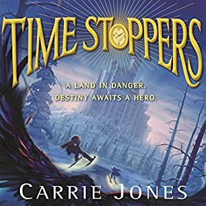 Time Stoppers Audiobook