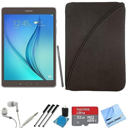 Samsung Galaxy Tab A 9,7 pulgadas, tablet (titanio con S-pen ...