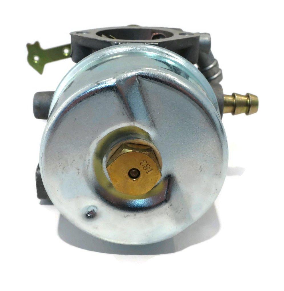 New Carburetor For Tecumseh 640260 640260a 640260b Hm80 Fuel Filter Hm100 Hm90 With Gasket Garden Outdoor