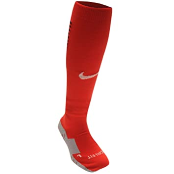 Nike Calcetines de Francia Home 2016 Rojo/Obsidian Calcetines de fútbol