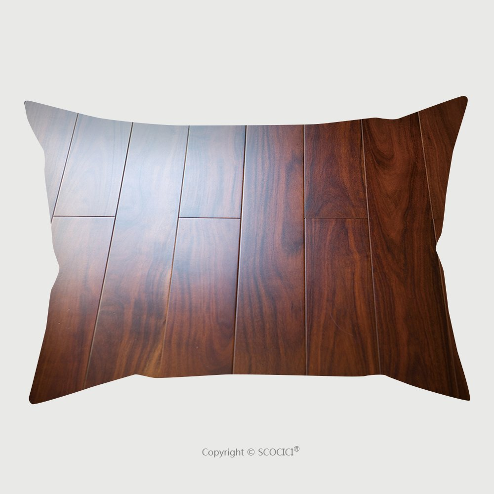 Custom Satin Pillowcase Protector Wooden Floor Can Be Used As A Background 61498732 Pillow Case Covers Decorative by chaoran