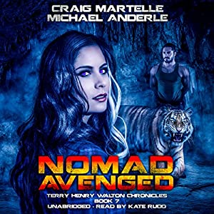 Nomad Avenged Audiobook