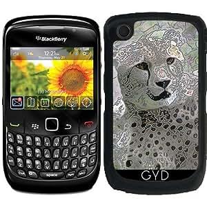Funda para Blackberry Curve 8520/8530/9300/9330 - Toony Guepardo by More colors in life
