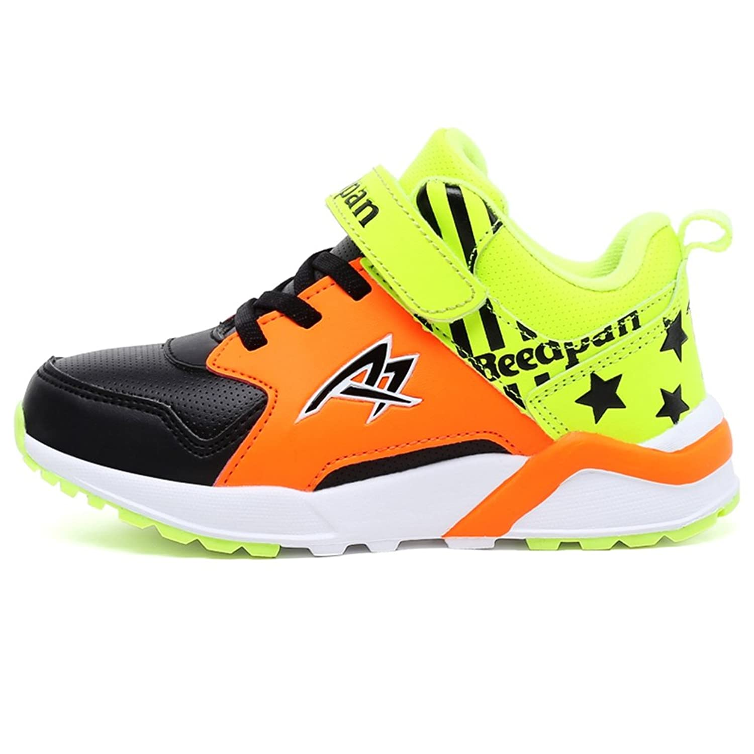 U-MAC Boys Damping Tennis Sneakers Breathable Vercro Anti-slip Running Shoes  (Little Kid/Big Kid): Amazon.ca: Shoes & Handbags