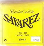 Savarez Strings For Classic Guitar Alliance Cristal Set