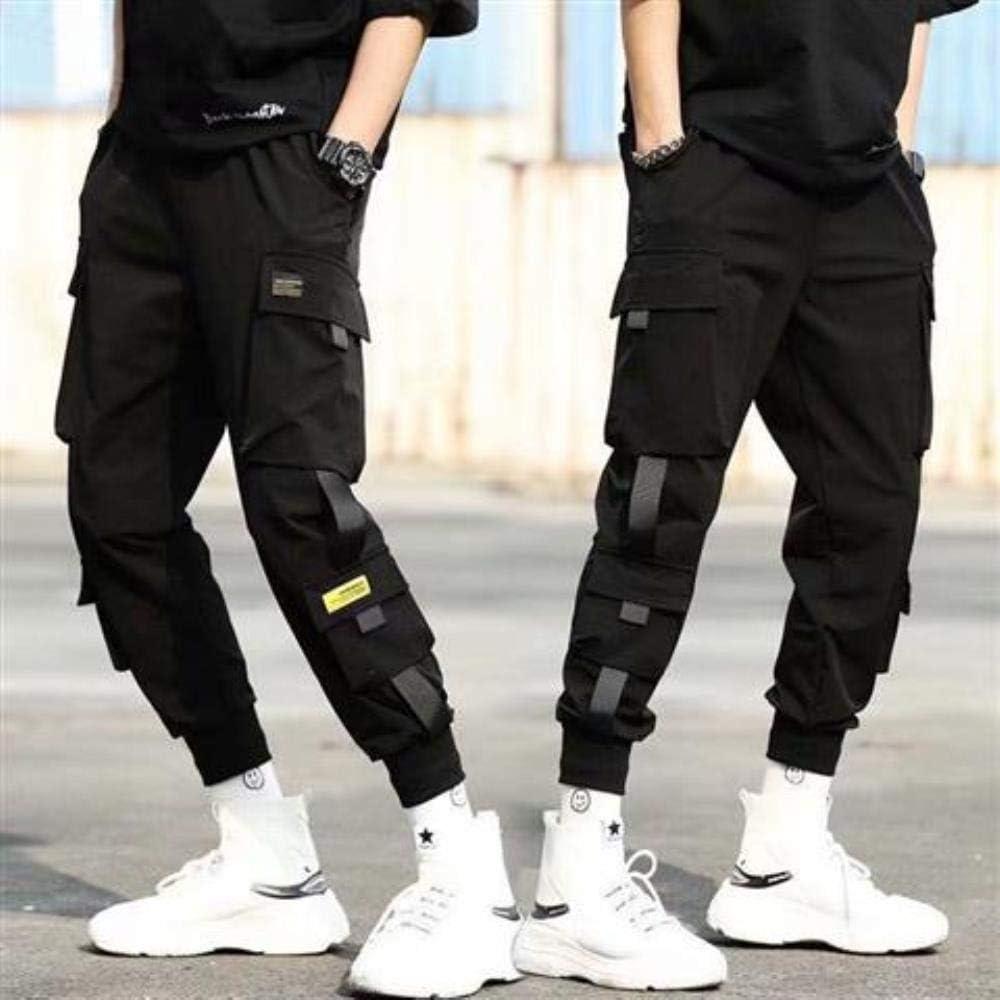 Popular Super Especiales Lft Pantalones De Haren Hombre Pantalones Sueltos Casuales Harajuku Street Wear 11 Azcq1y