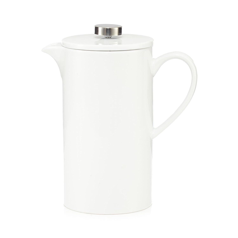 Ben De Lisi,Home - Cafetera de Filtro, Color Blanco, Porcelana ...