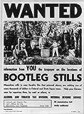 Photo: Wanted information,bootleg stills,1949?,moonshine still