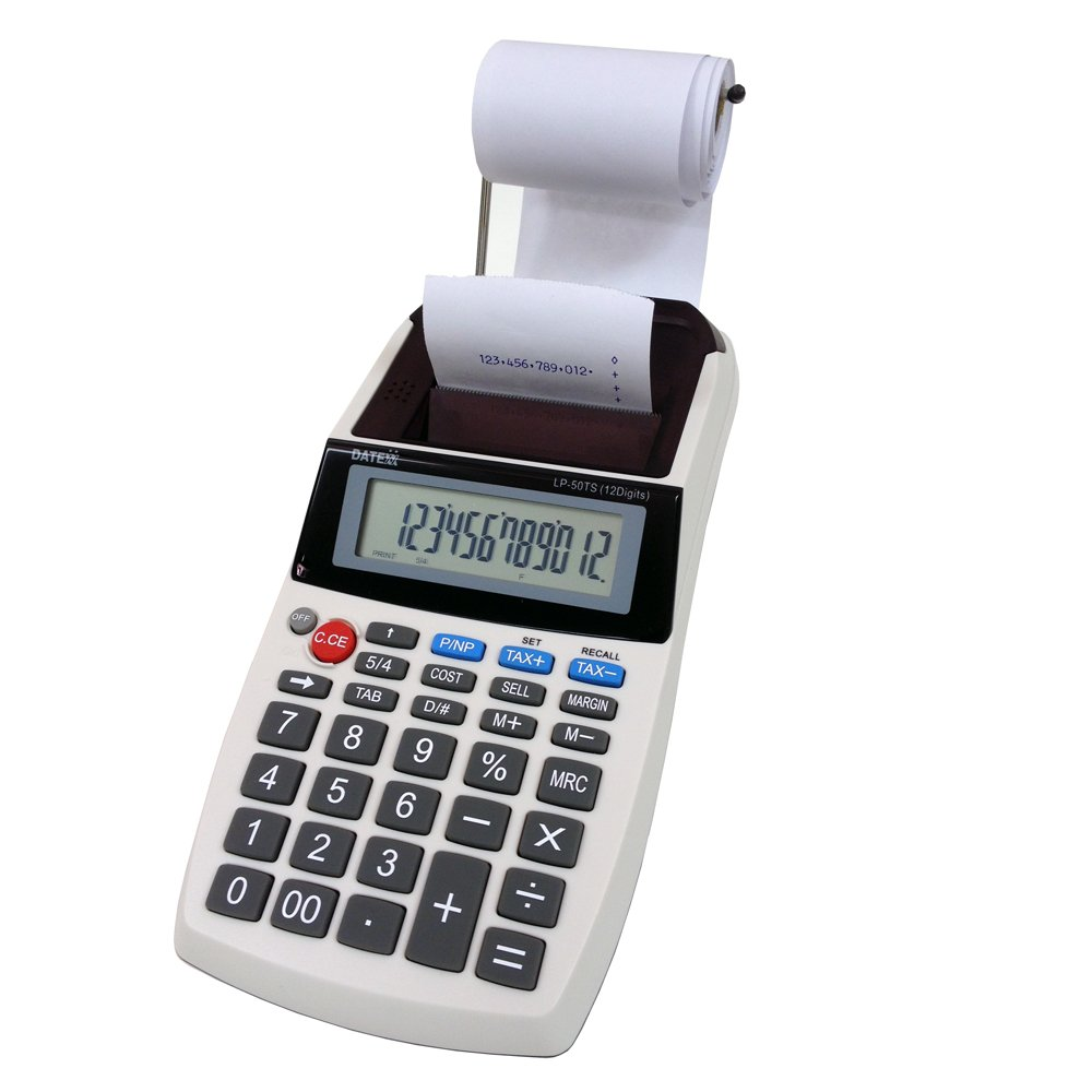 Datexx LP-50 Business Calculator