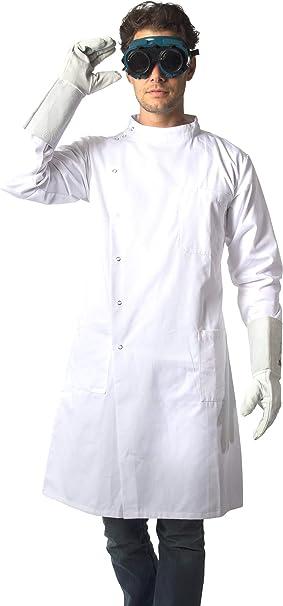 Disfraz Completo De Dr. Howie CientFico Loco: Amazon.es: Juguetes ...