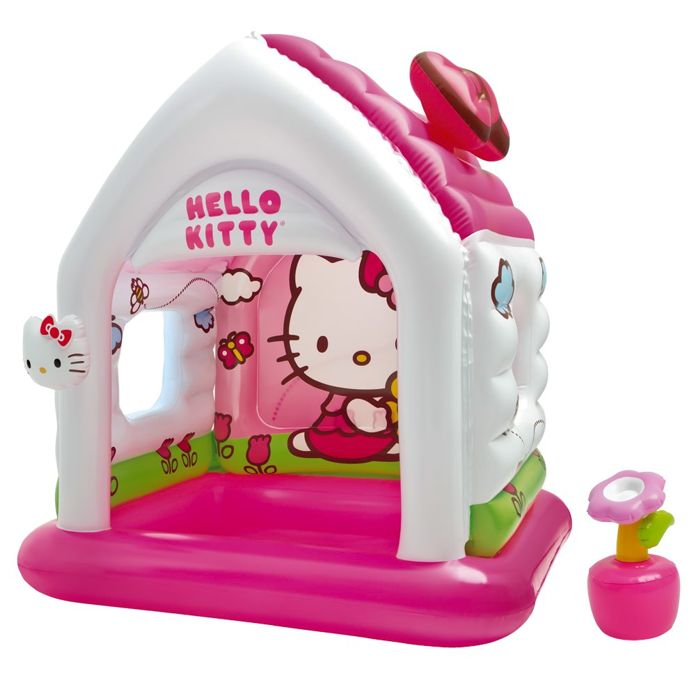 Spielhaus Hello Kitty - Intex Hello Kitty Fun Cottage