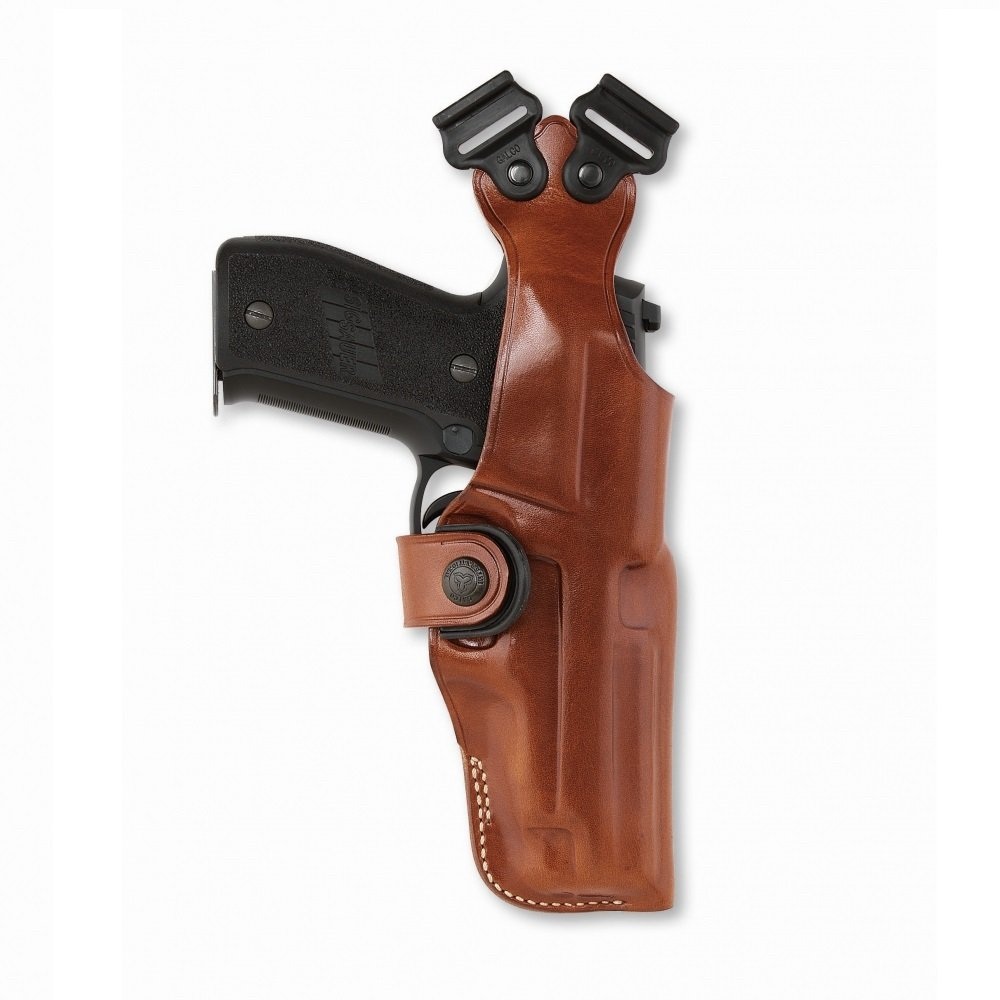 Galco Leather VHS Holster Component GLOCK Tan V226